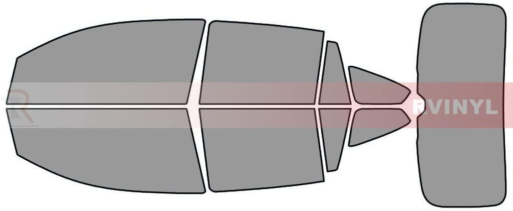 Rtint Window Tint Kit for Dodge Caliber 2007-2012 - Complete Kit - 50%