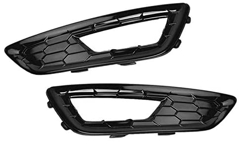 E89 Grille, Front Replacement Kidney Grill for BMW Z Series Z4/E89 2009-2013(Gloss Black)