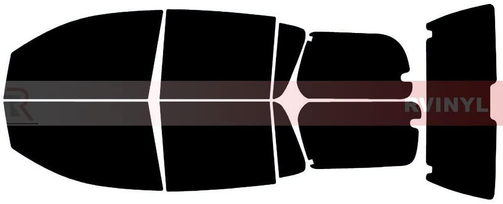 Rtint Window Tint Kit for Infiniti QX56 2004-2010 - Complete Kit - 5%