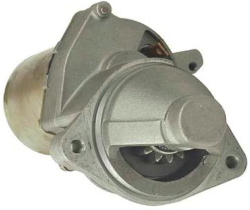 Rareelectrical New Honda Single Cylinder Engine STARTER COMPATIBLE WITH 11hp 31210-zb8-0130, 31210-ze3-013