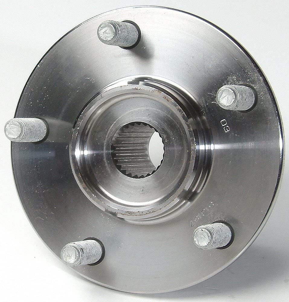 Stirling - 1999 For Mitsubishi Galant Front Wheel Bearing and Hub Assembly x 1 (Note: 5 Stud)