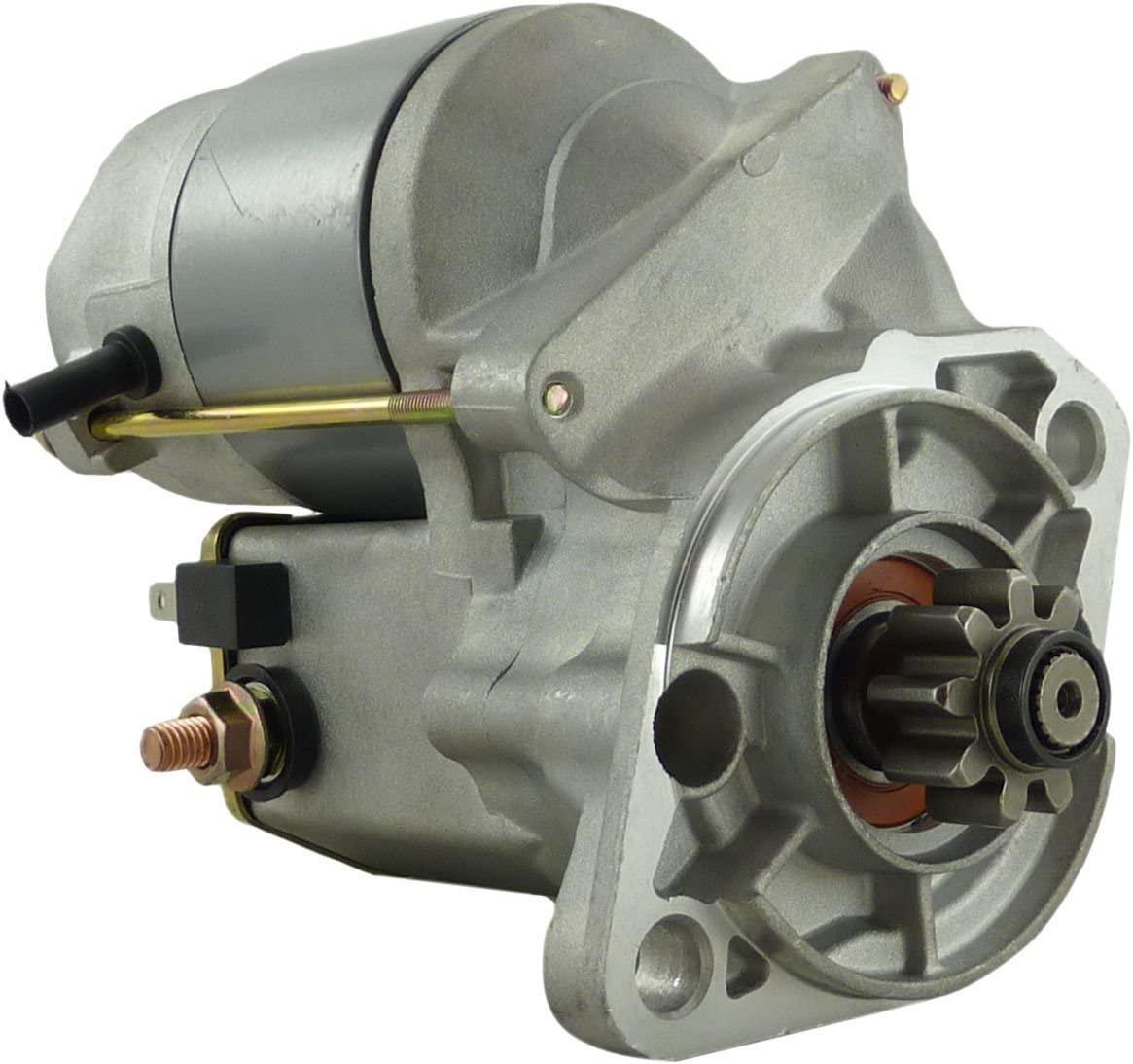 Starter NEW Kubota Diesel L2250DT L2550F L285F L295F L3250F 17298-63013