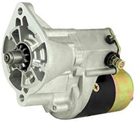 Rareelectrical NEW STARTER MOTOR COMPATIBLE WITH TOYOTA 28100-56160 28100-56161 28100-89100 128000-1561