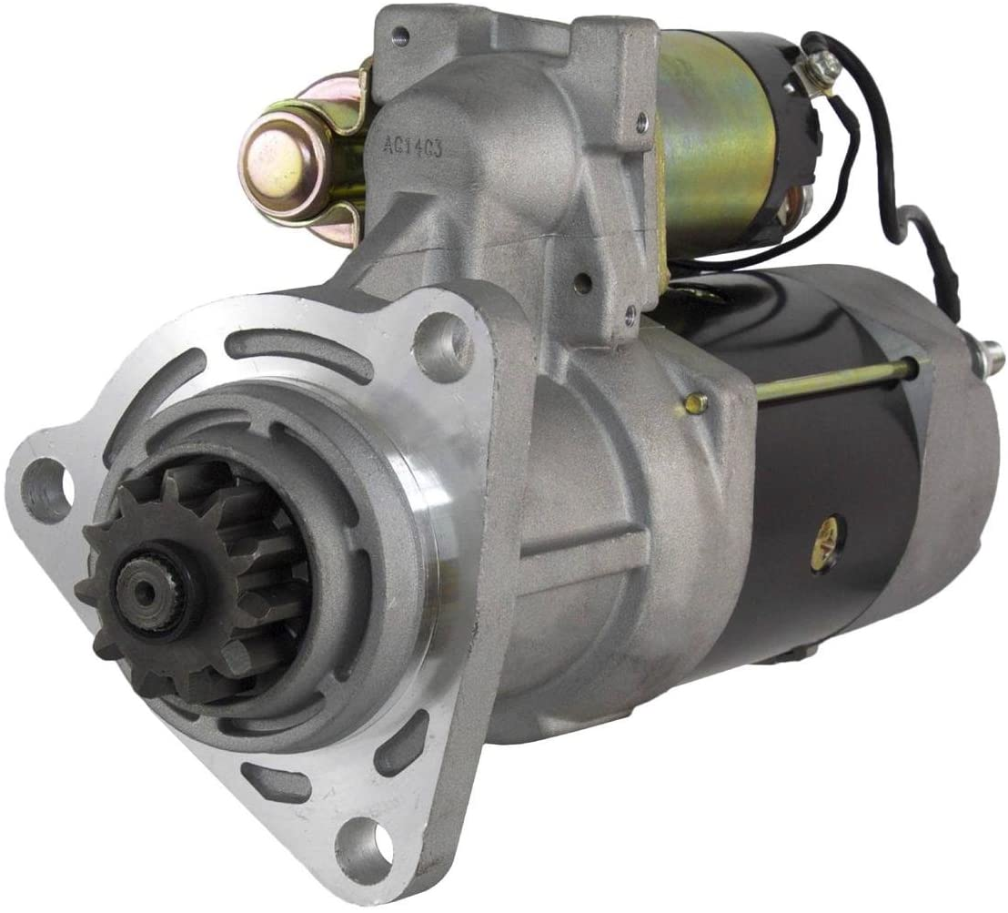 Rareelectrical NEW STARTER MOTOR COMPATIBLE WITH STERLING A-LINE A9500 AT9500 DETROIT DIESEL 60 SERIES 1999-08