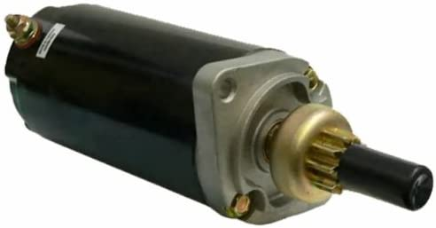 Discount Starter & Alternator Replacement Starter For New Holland Skid Steer Loaders L454 Ford VSG411 1991-1993
