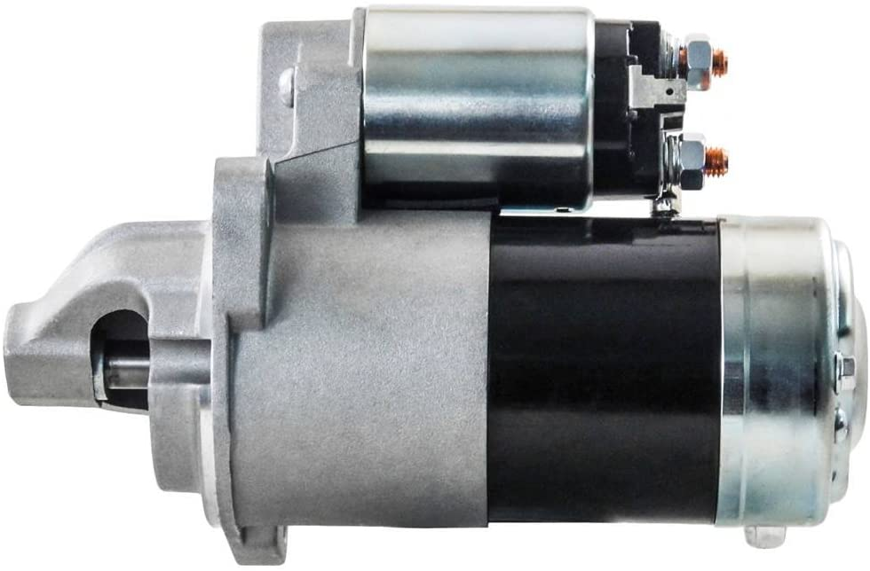 Rareelectrical NEW STARTER MOTOR COMPATIBLE WITH BOBCAT MINI-EXCAVATOR INGERSOLL RAND AIR COMPRESSOR 450438 36100-23C00 3610023C00 1254038 450438