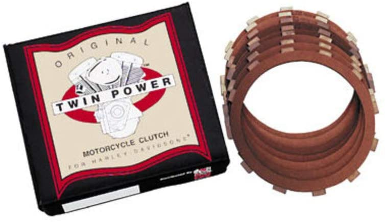 Twin Power Friction Pack Clutch Kit 95752D-8767