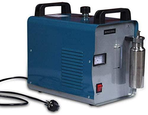110V 75L Oxygen Hydrogen Water Welder HHO Gas Flame Generator Torch Acrylic Polisher Machine H160