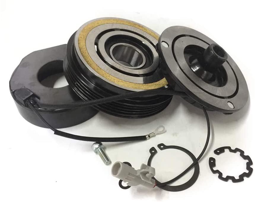 QIZHI AC A/C Compressor Clutch Assembly For Toyota T100 94-98 Tacoma 95-04 2.4L 2.7L Air Compressor Clutch