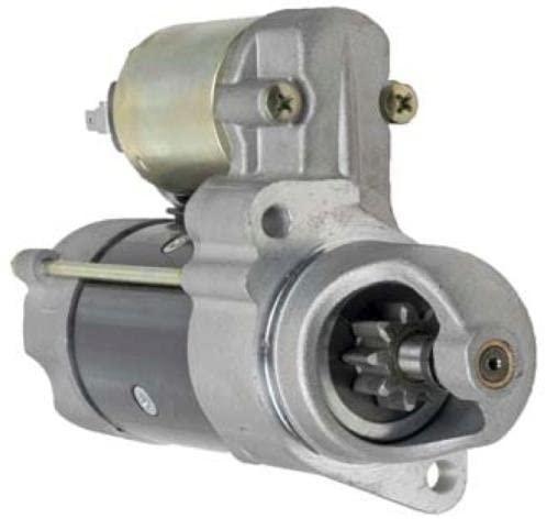 Rareelectrical NEW STARTER MOTOR COMPATIBLE WITH KAWASAKI SMALL ENGINE FG270G FZ240G S108-96B 21163-2055