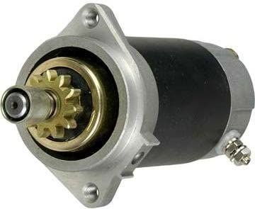 Rareelectrical NEW STARTER COMPATIBLE WITH YAMAHA OUTBOARD CV30EL CV40EL 689-81800-11 S108-80A S10880A A S108-80B S10880B 689-81800-12 6898180012