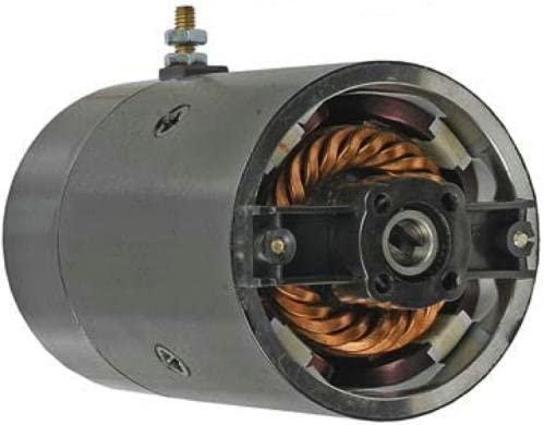Rareelectrical ELECTRIC PUMP MOTOR COMPATIBLE WITH MTE HYDRAULICS THIEMAN JS BARNES LEYMAN WALTCO MAXON W-8943D 46-2516 46-4038 MMY4001 MMY6101AS DCM-0007