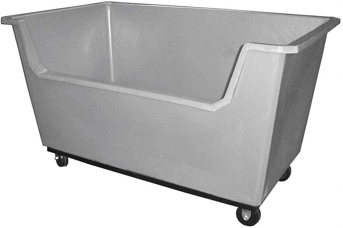 Gray Cube Truck, 37.3 cu. ft. Capacity, 1000 lb. Load Capacity