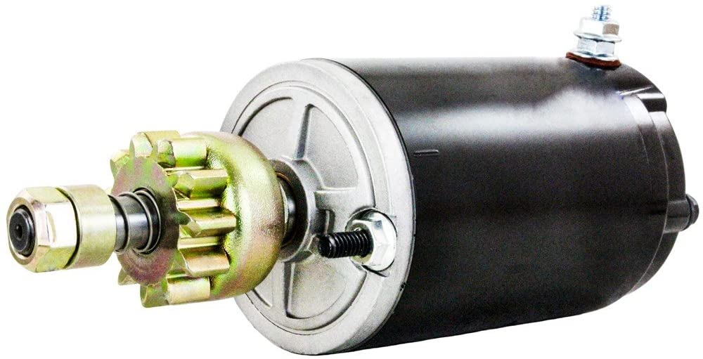 Rareelectrical STARTER COMPATIBLE WITH JOHNSON OUTBOARD 40TEL 40TL 65 175019 SM57051 381864 381865 385401