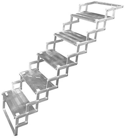 TORK LIFT A7805 RV Trailer Camper Steps & Ladders Glow Step-Five Step