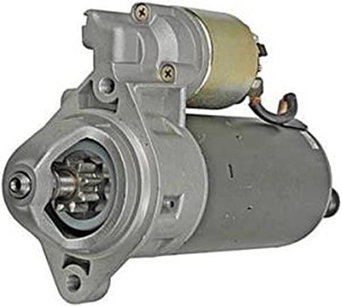 Rareelectrical NEW STARTER MOTOR COMPATIBLE WITH BMW 545 550 645 650 750 ALPINA B7 X5 4.4 4.8 12-41-7-525-293