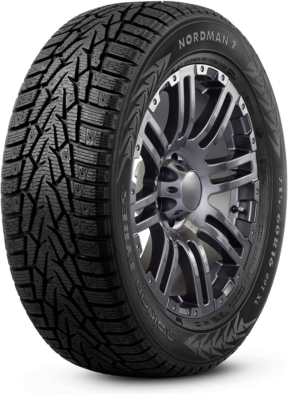 Nokian NORDMAN 7 Performance-Winter Radial Tire - 195/55R16 91T
