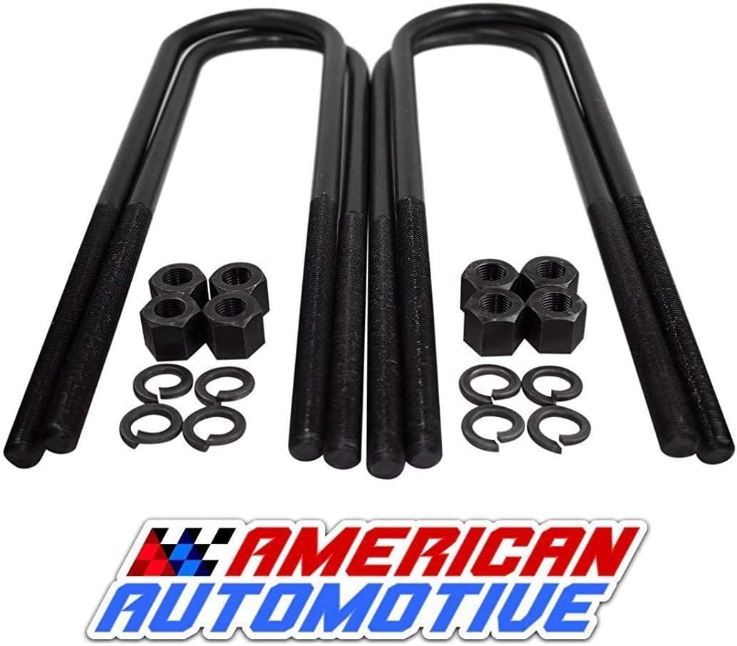 American Automotive 2005-2011 Dakota 2WD/ 4WD 3
