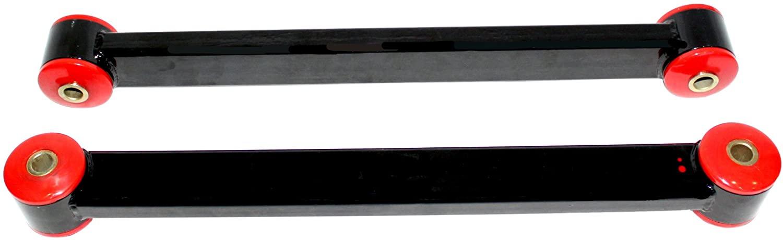MTC 30192 / F85Z-5A649-PUR Trailing Arm (with Polyurethane Red Bushings, Lower Trailing Heavy Duty, Domestic models)