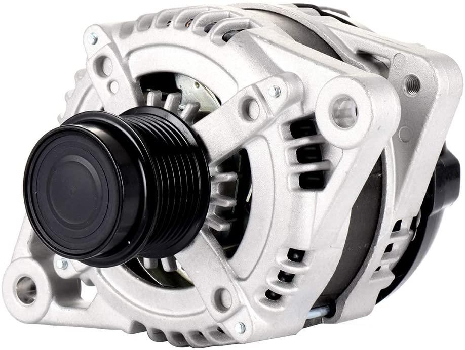 SCITOO Alternators 104210-4830 11136 Fit for Toyota Avalon 2005-2015 Camry 2007-2016 Highlander 2008-2013 RAV4 2009-2010 Venza 2009-2012 Lexus RX350 2007-2009 3.5L