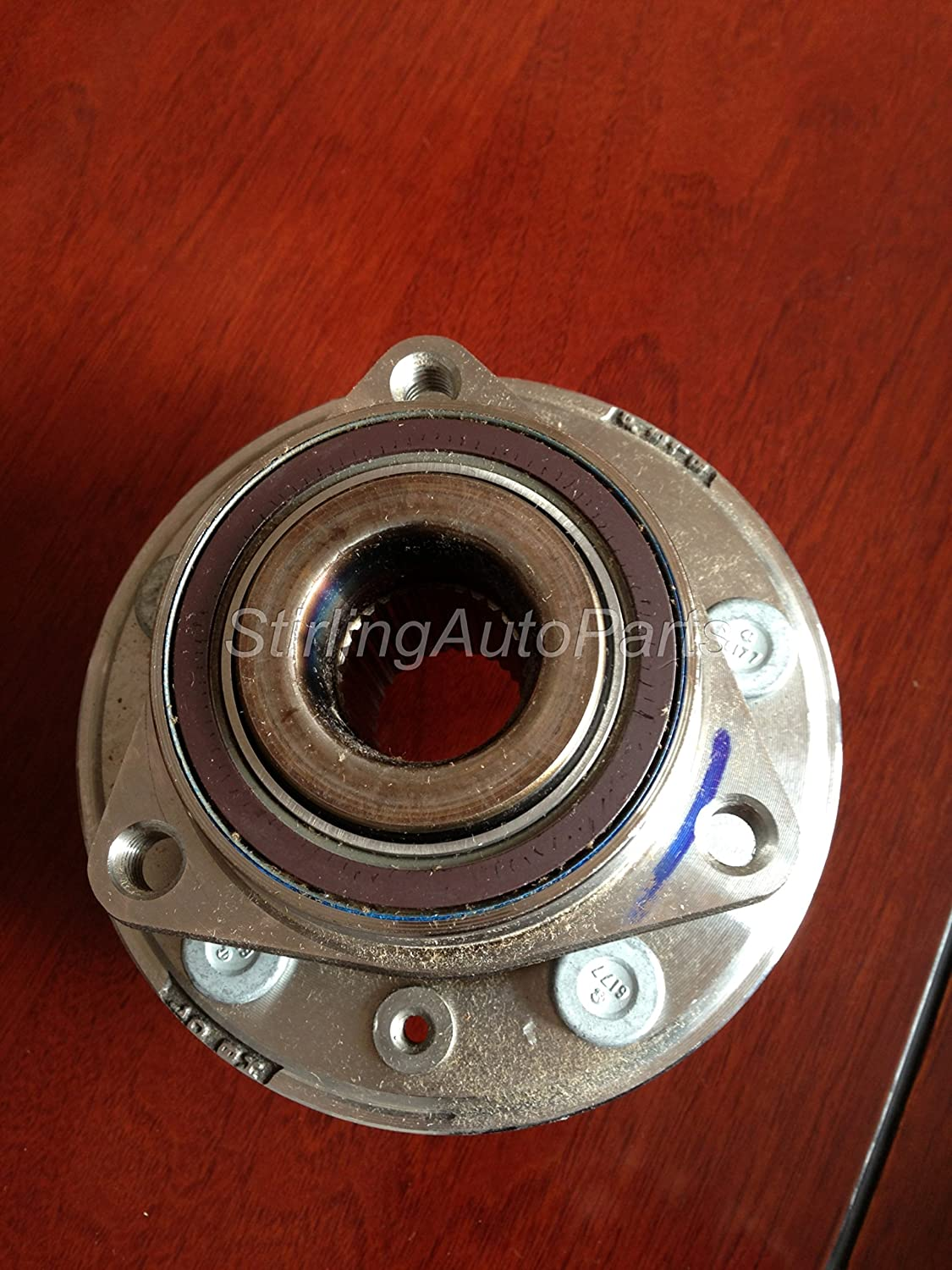 Stirling - 2012 For Chevrolet Camaro LS Front Wheel Bearing and Hub Assembly x 1 (Note: Non Performance)