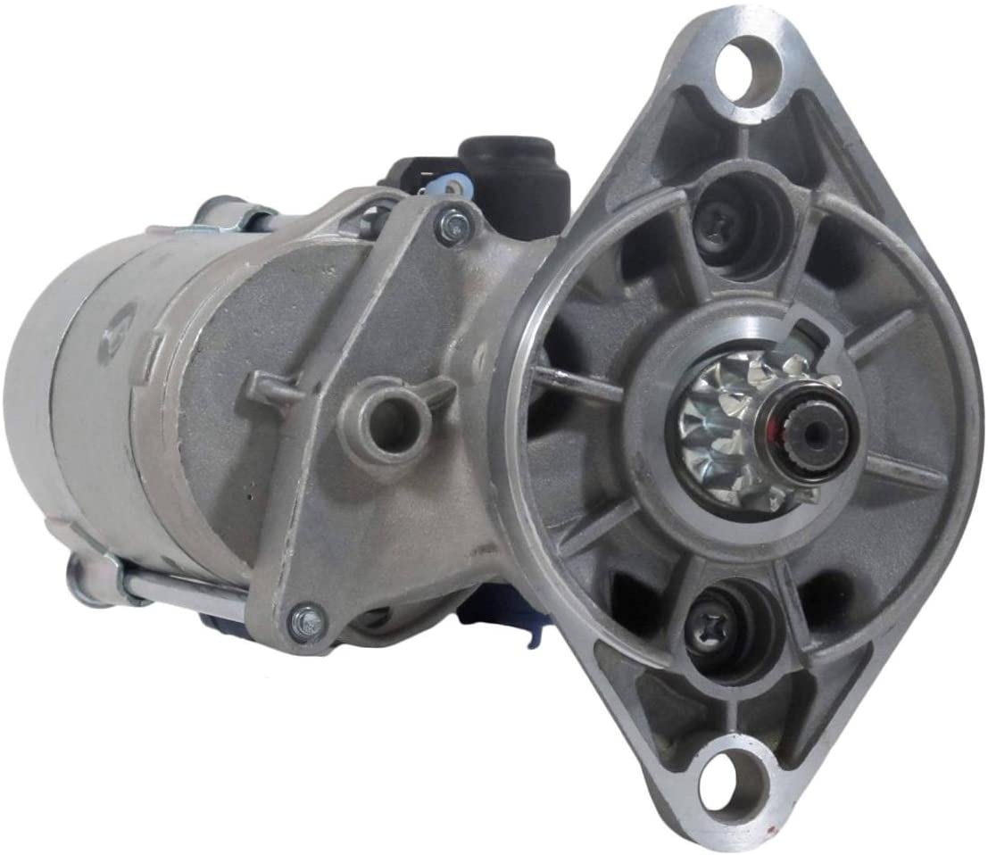 Rareelectrical GEAR REDUCTION STARTER COMPATIBLE WITH JAGUAR MK9 MANUAL TRANSMISSION 132 TOOTH FLY WHEEL