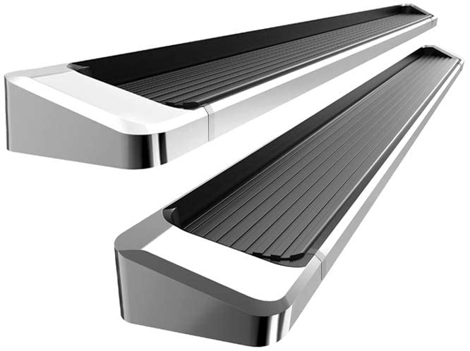 APS Premium 6in iBoard Running Boards Custom Fit 10-20 Dodge Ram 2500 3500 Mega Cab