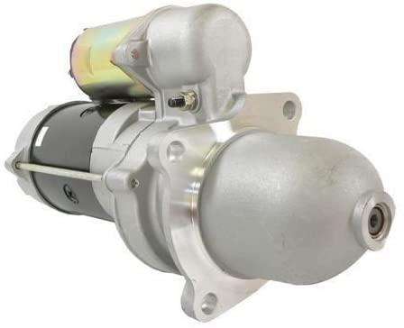 Discount Starter & Alternator Replacement New Starter For Ford F3HT-11001-DC, F3HZ-11002-B, F3HZ-11002-BRM, F4HT-11001-BA