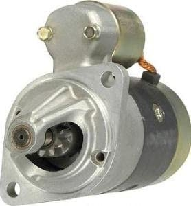 Rareelectrical NEW 12V 9T STARTER COMPATIBLE WITH ISUZU 2KC1 ENGINE 5811001921 5811002150 5811002151