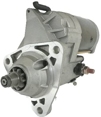 Rareelectrical NEW 12 VOLT 10 TOOTH STARTER MOTOR COMPATIBLE WITH 94-02 VOLVO TRUCK ACL42 ACL64 1990406