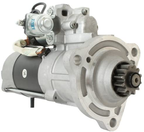 Rareelectrical NEW STARTER COMPATIBLE WITH VOLVO HEAVY TRUCK ACL64 SERIES 1996-02 1825R 2113R V1979 VV0879