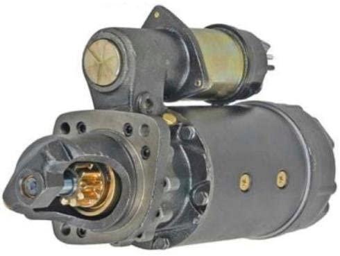 Rareelectrical NEW 24V 10T CW DD STARTER MOTOR COMPATIBLE WITH JOHN DEERE EXCAVATOR 690D 790E 892D 1047917910479179