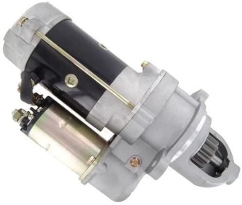New Starter Replacement For Bobcat & Clark Skid Steer Loader 980 995 Cummins 4BT 3.9L Diesel 1989-93