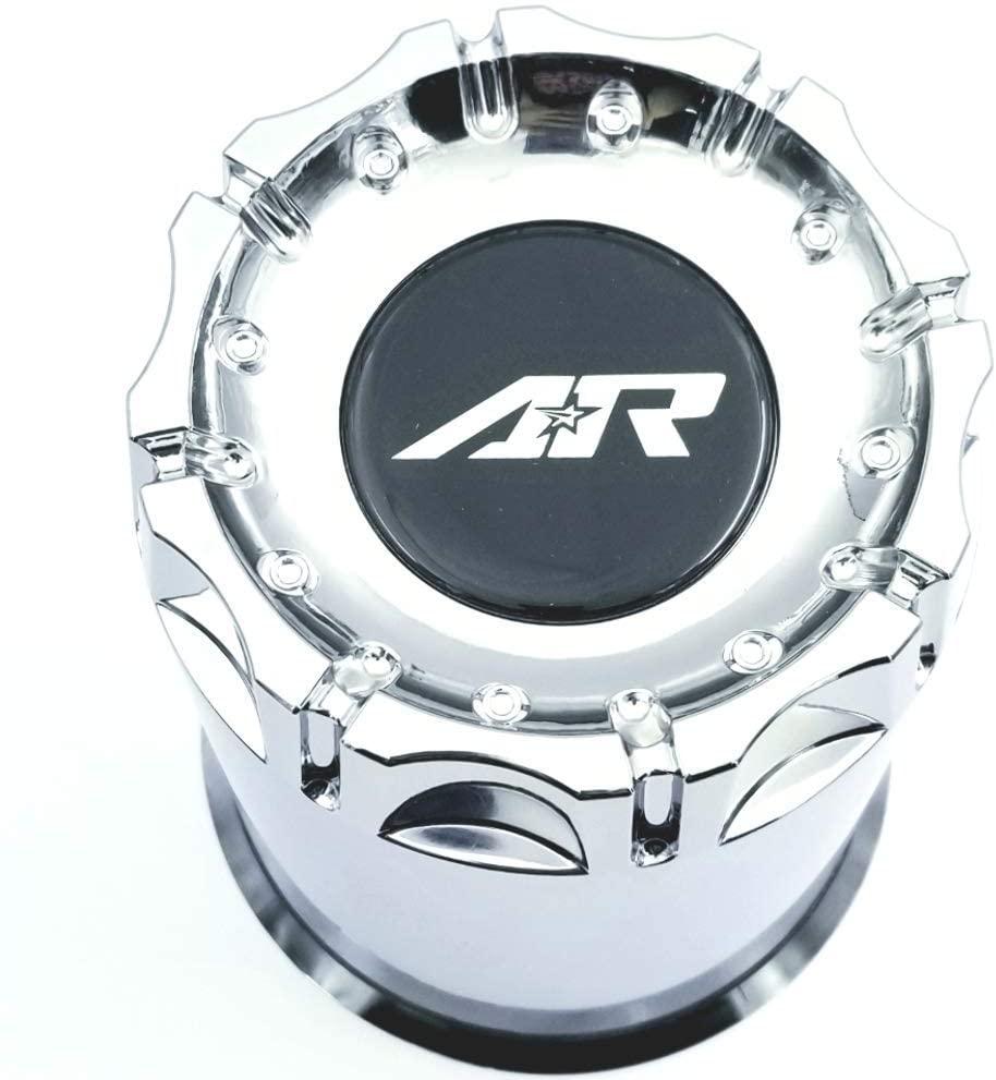 American Racing 1515000916 Chrome Wheel Center Cap 8 Lug