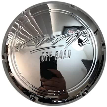 MB Offroad Wheels C-JD-06 81925 Chrome Wheel Center Cap