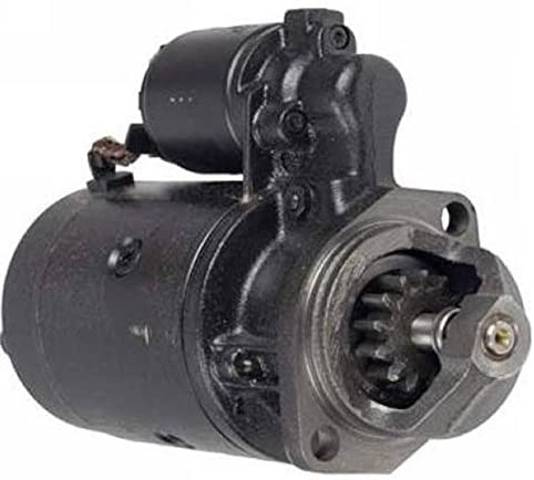 Rareelectrical NEW STARTER MOTOR COMPATIBLE WITH 72-81 BOMAG ROLLER BW90T Z790 HATZ DIESEL 0001354106 05710989