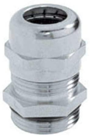 Liquid Tight; Metal; SKINTOP Strain Relief; M-40 Metric; Nickel-Brass; Reducer, Pack of 2