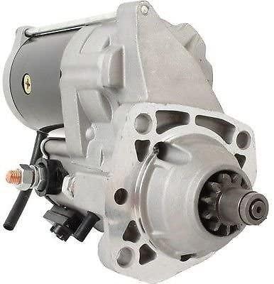 Discount Starter & Alternator Replacement New Starter For JOHN DEERE Tractors-Industrial 210LE 1997-2000 4045 DIESEL