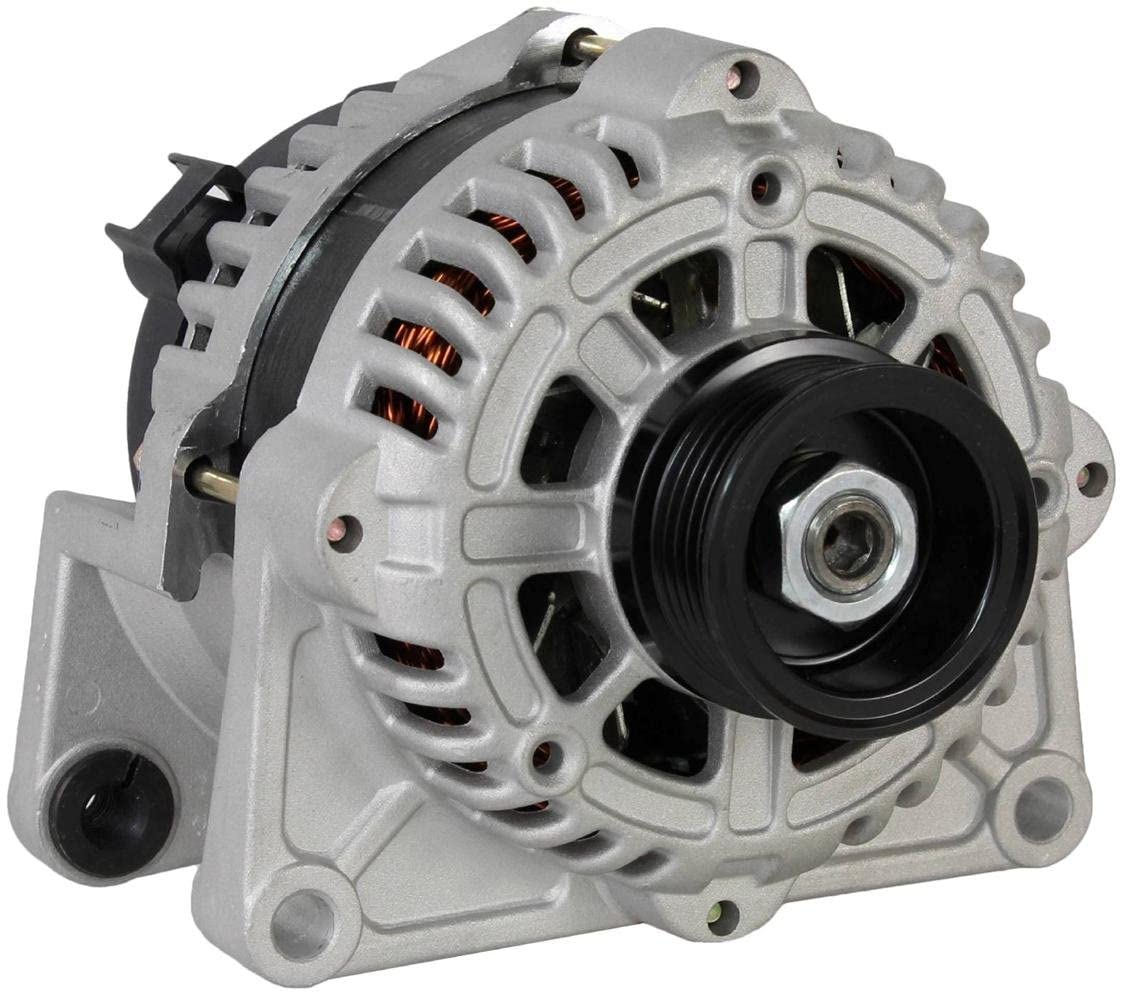 Rareelectrical NEW ALTERNATOR COMPATIBLE WITH 2009 2010 2011 2012 CHEVROLET AVEO 1.6L 19205162 96991181 221834