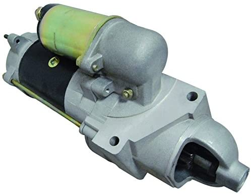 New Starter Replacement For GM 6.2L & 6.5L Diesel W/Late Style Gear Reduction 19136221 1998442 10465014
