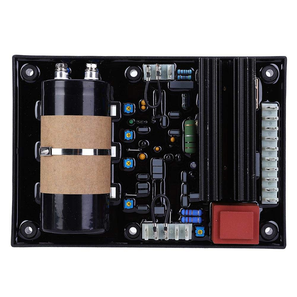 R448 Automatic Voltage Regulator AVR, R448 Automatic Voltage Regulator Automatic Generator Accessories Electric Components