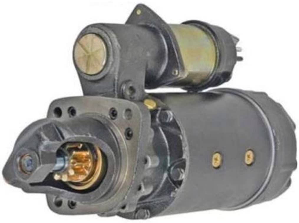 Rareelectrical NEW 24V 10T CW DD STARTER MOTOR COMPATIBLE WITH LISTER PETTERS TRACTOR TL3 TS1 TS2 TS3 1993711