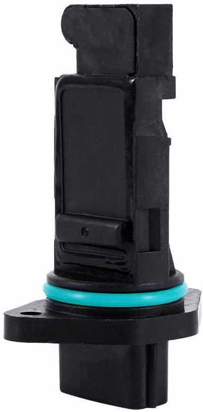 Qiilu Mass Air Flow Sensor Meter For Nissan Maxima Sentra Impreza Forester 22680-AD201