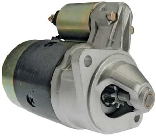 Rareelectrical NEW STARTER COMPATIBLE WITH NISSAN 200SX 2.0L 1981 2.2L 1982-1983 S114295 S114295A S114295B