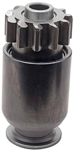 Rareelectrical NEW CW 11T STARTER DRIVE COMPATIBLE WITH INGERSOLL RAND COMPRESSOR COMPATIBLE WITH DL-1200 DD 12V-71 1963-64 BSO7189 20-1297T91 462588C91 489717C91
