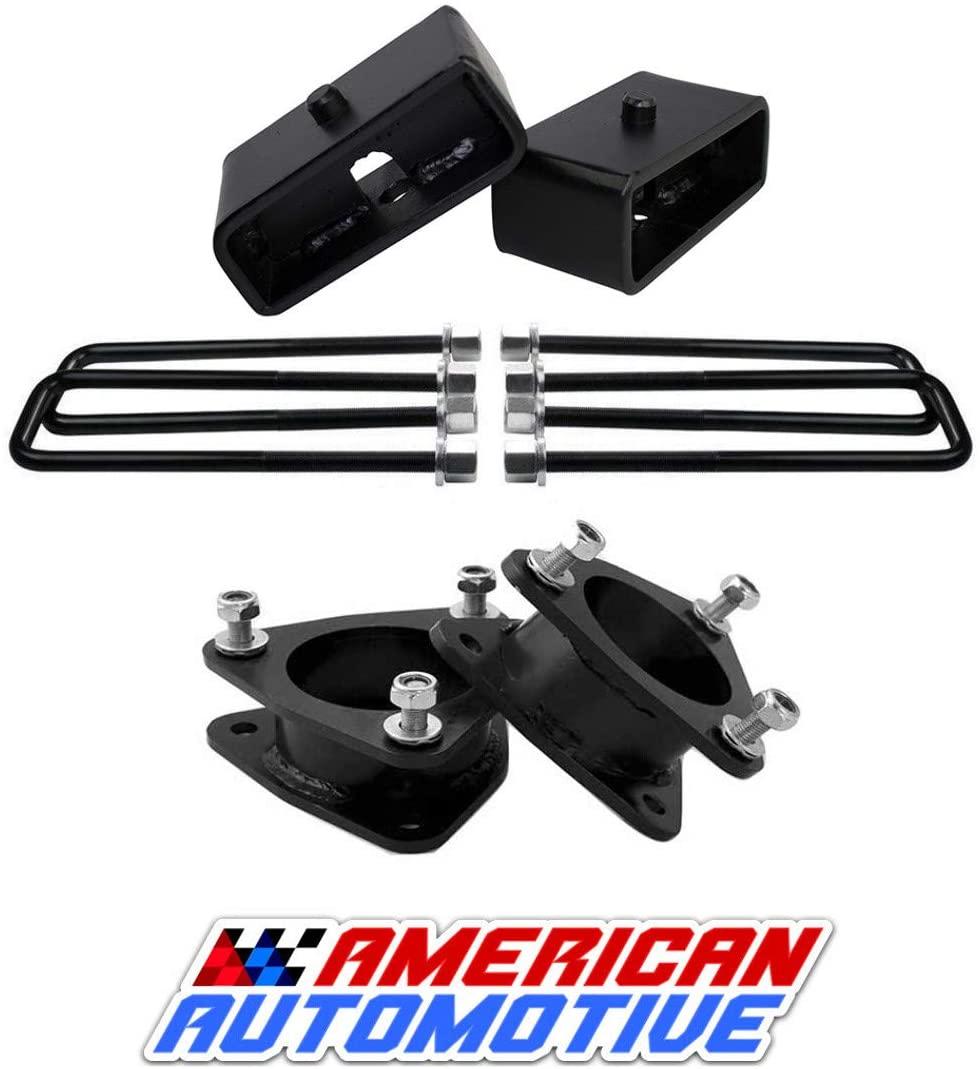 American Automotive Silverado Sierra Lift Kit 2WD 4WD 3.5