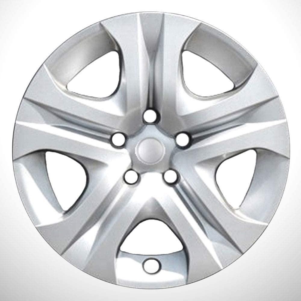 Elite Auto Chrome Silver 5 Spoke 17' Wheel Covers fit for 2013-2018 Toyota RAV4 LE