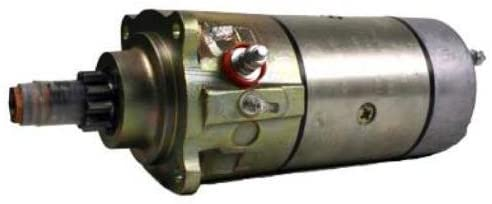 Rareelectrical NEW STARTER MOTOR COMPATIBLE WITH PERKINS ENGINES 4.236 6.354 2873174 1320043 1320045 CA45F12-Y4