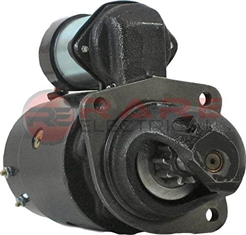 Rareelectrical NEW STARTER COMPATIBLE WITH TELEDYNE WISCONSIN V465D VF4D VG4D VH4D YA53A YA53B 12301283 1998299