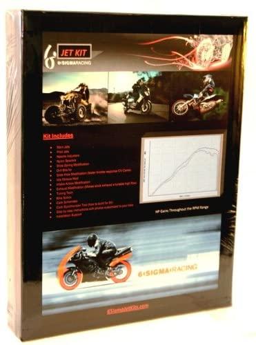 Yamaha XVZ1600 XVZ 1600 Road Star RoadStar Carburetor Pilot Main Carb Stage 1-7 Jet Kit